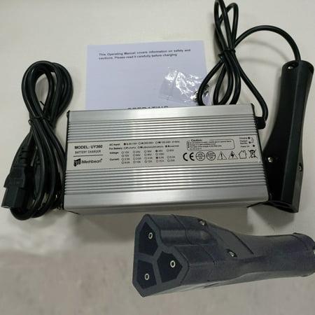 - iMeshbean Golf Cart Battery Charger 48 Volt 5A For EzGo RXV Ez Go Ez-Go RXV style Plug 48V