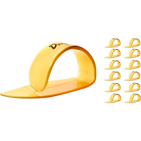 - Dunlop Ultex Thumb Picks, Medium, 12 Pack