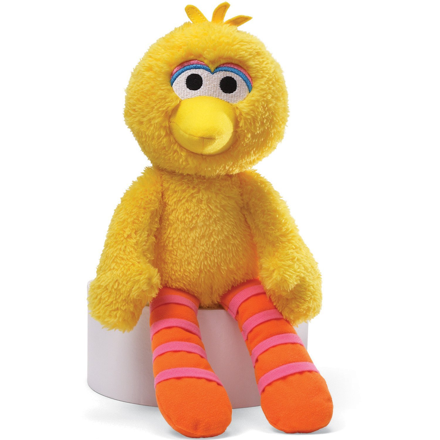 "Sesame Street 12"" Big Bird Take Along by Gund"