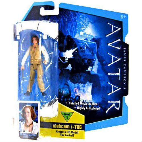 """""""Avatar The Movie Toys Col. Miles Quaritch 3.75"""""""" Action Figure"""""""