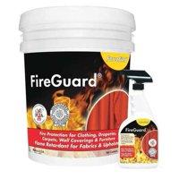 FIREGUARD F FGD G05 Flame Retardant Coating,Fabric,5 gal.