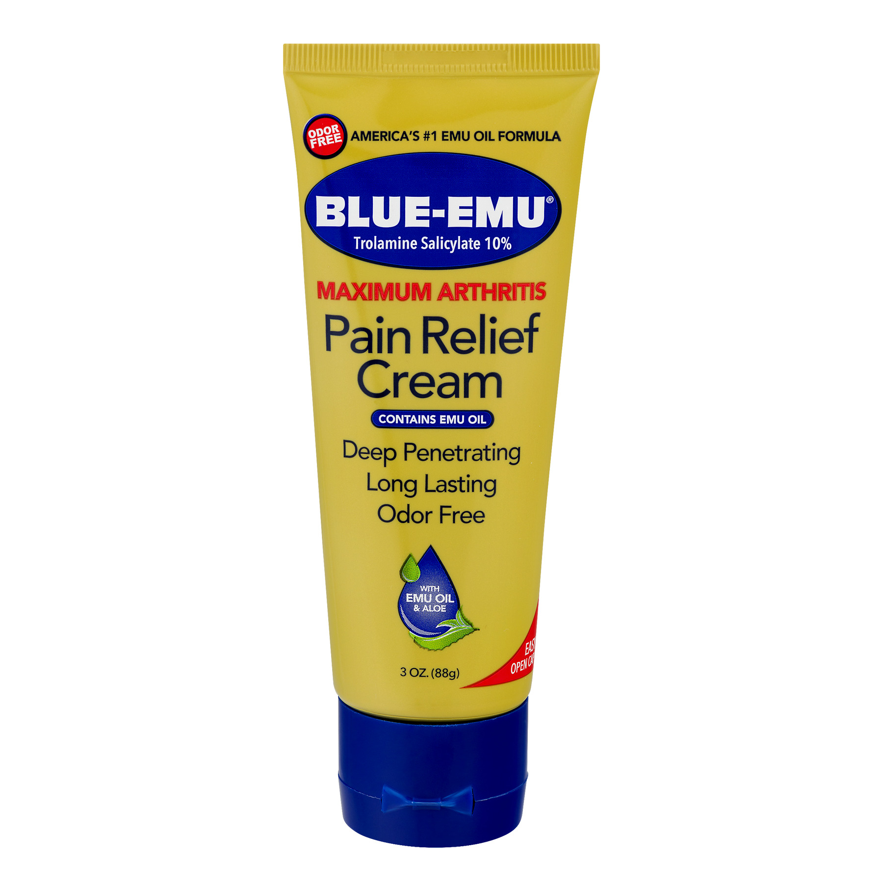 Blue-Emu Maximum Arthritis Pain Relief Cream, 3 oz