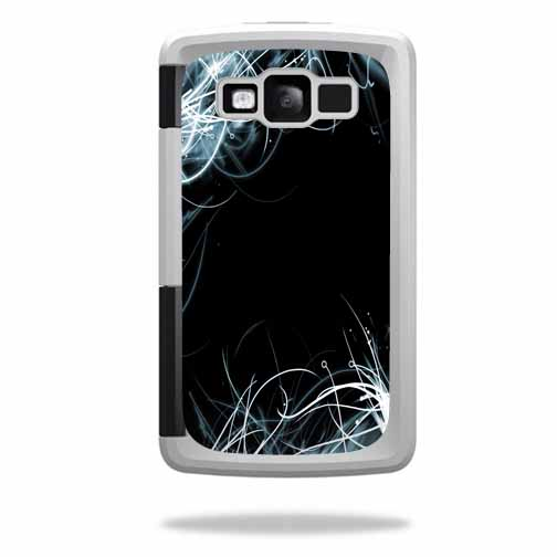 Mightyskins Protective Vinyl Skin Decal Cover for OtterBox Armor Samsung Galaxy S III 3 Case wrap sticker skins Light Up