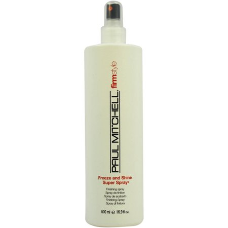Paul Mitchell Firm Style Freeze And Shine Super Spray, 16.9 Oz