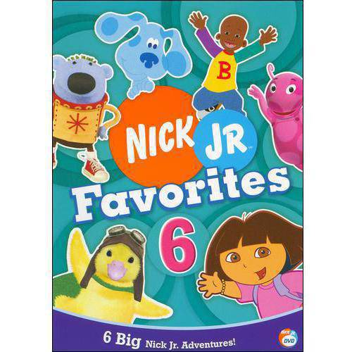 Nick Jr. Favorites - Volume 6 (Full Frame)