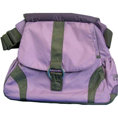 GoGo Babyz - Sidekick Bliss Diaper Bag, Purple