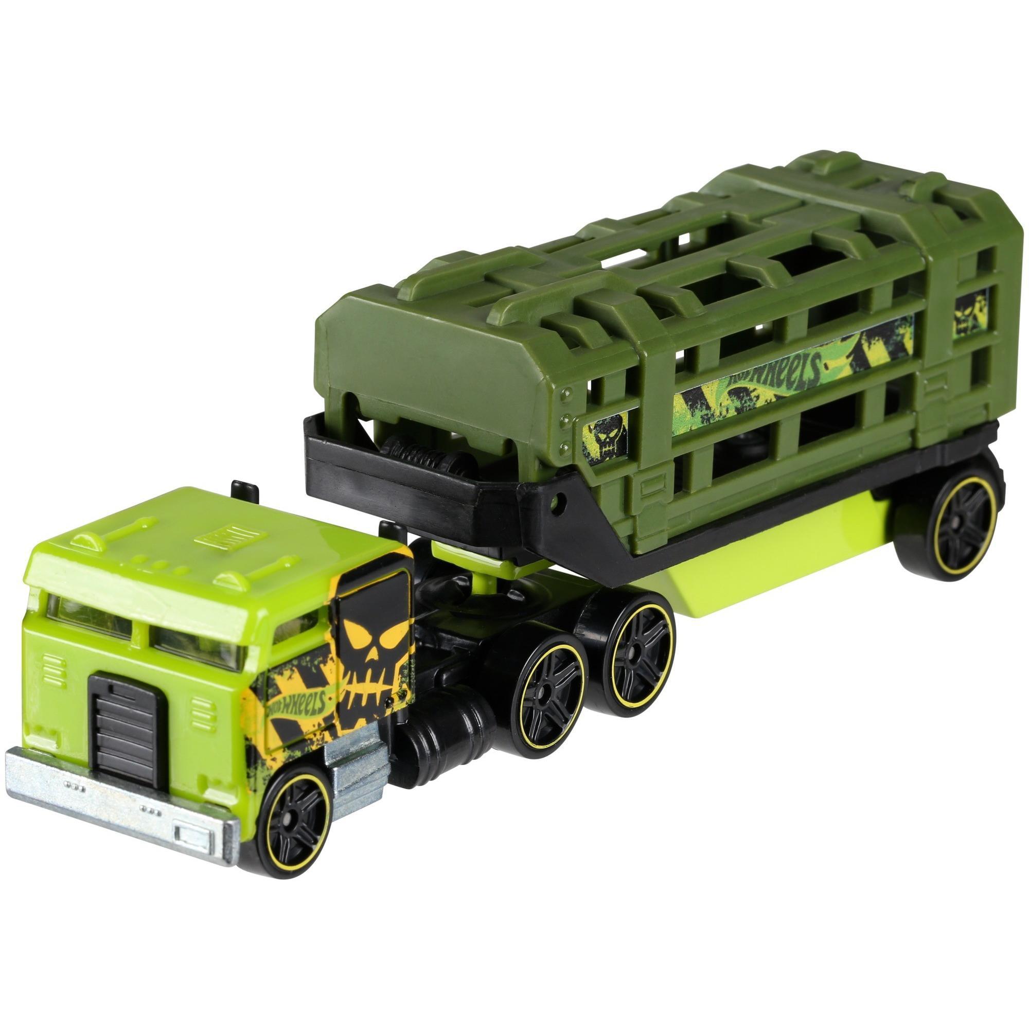 Hot Wheels Track Trucks (Item May Vary) by Mattel U.K. Ltd.