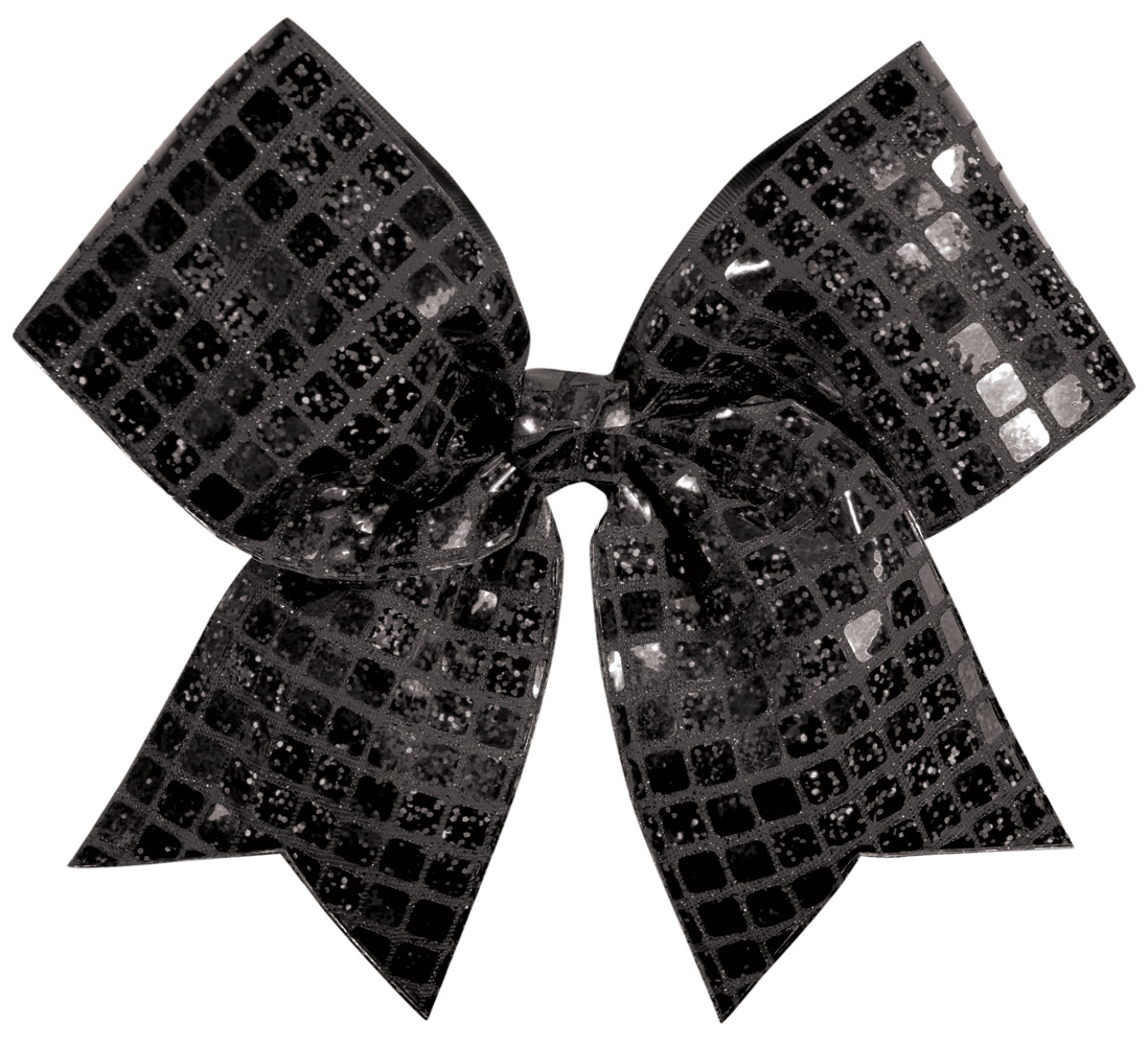 Girls Disco Performance Hair Bow