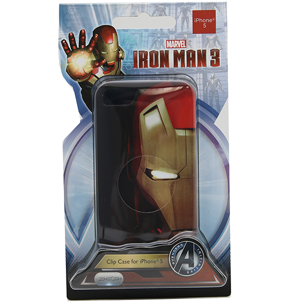Marvel Iron Man 3 Clip Case For iPhone 5