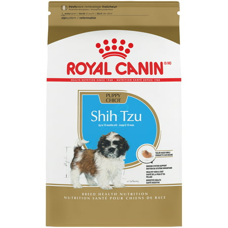 Royal Canin Shih Tzu Puppy Dry Dog Food, 2.5 lb