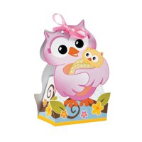 Owl Baby Shower Favor Boxes