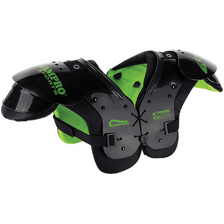 CHAMPRO Football Scorpion Shoulder Pad XS