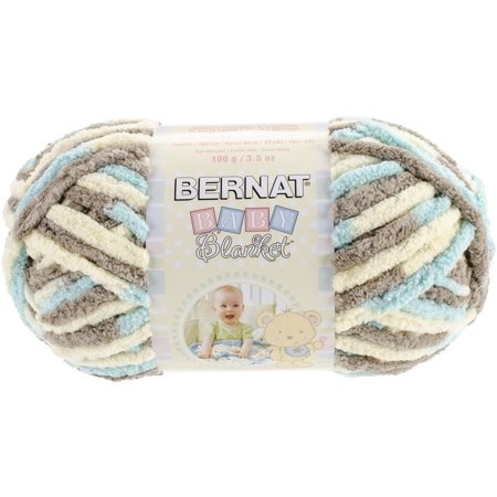 044b12bac Bernat Baby Blanket Yarn-Beach Babe - image 1 of 1 ...