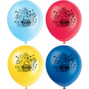 PAW Patrol Punch Ball Balloons, 16 in, Blue, 2ct