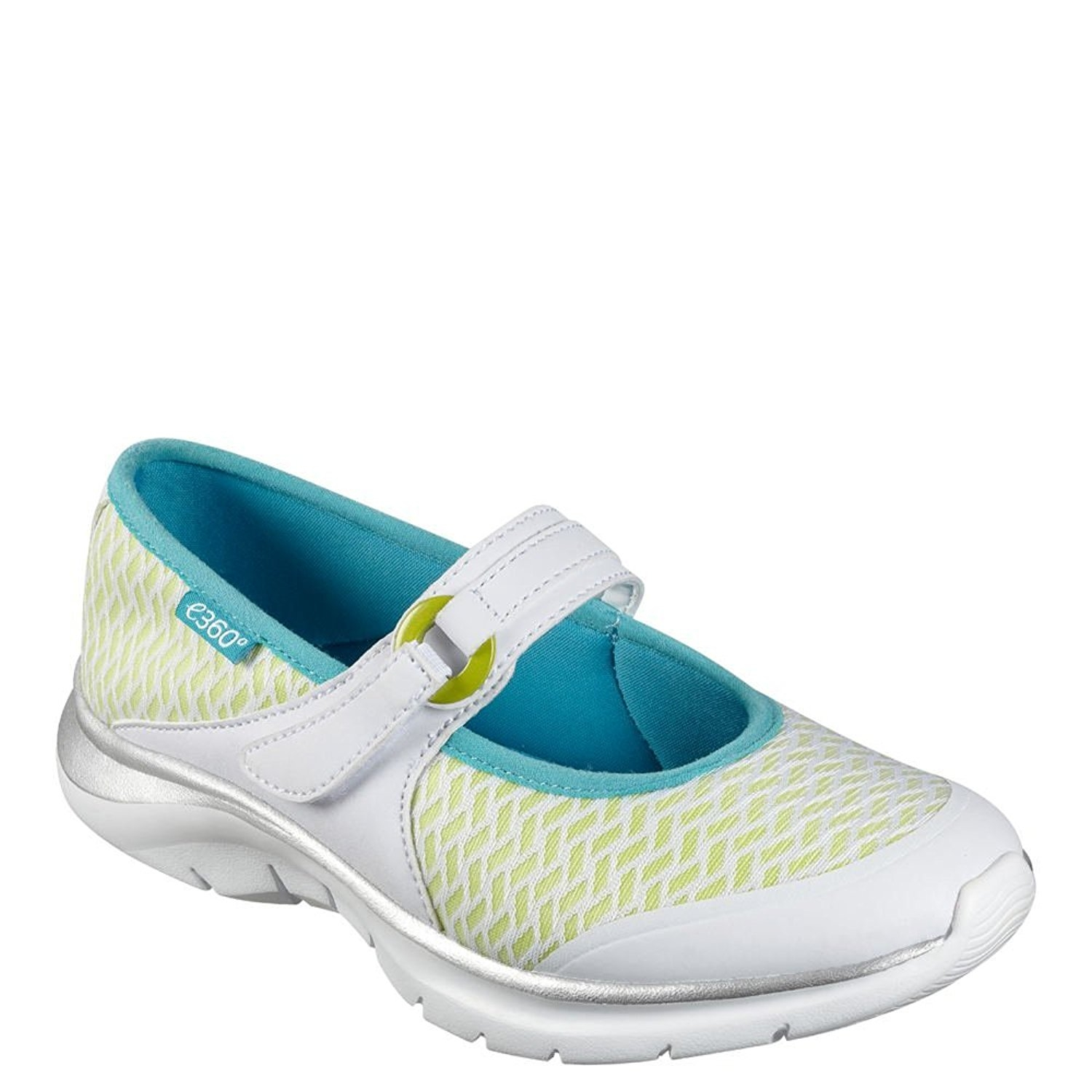 Easy Spirit Mariel Women's Shoes Slip On White Multi by