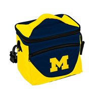 Michigan Wolverines Halftime Lunch Cooler
