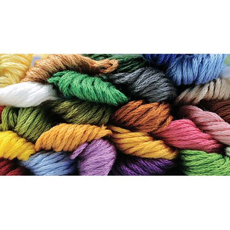 Craftways® Value Pack—Best-Selling Colors, 30 Skeins Embroidery