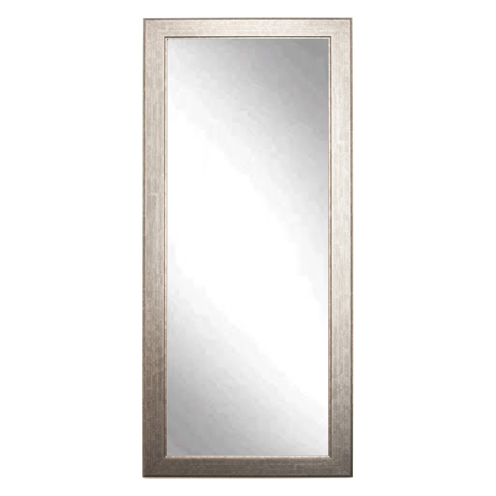 BrandtWorks Subway Leaning Floor Mirror by Overstock