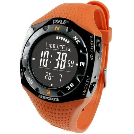 Ski Master V Professional Ski Watch w/ Max. 20 Ski Logbook, Weather Forecast, Altimeter, Barometer, Compass,Thermometer in -