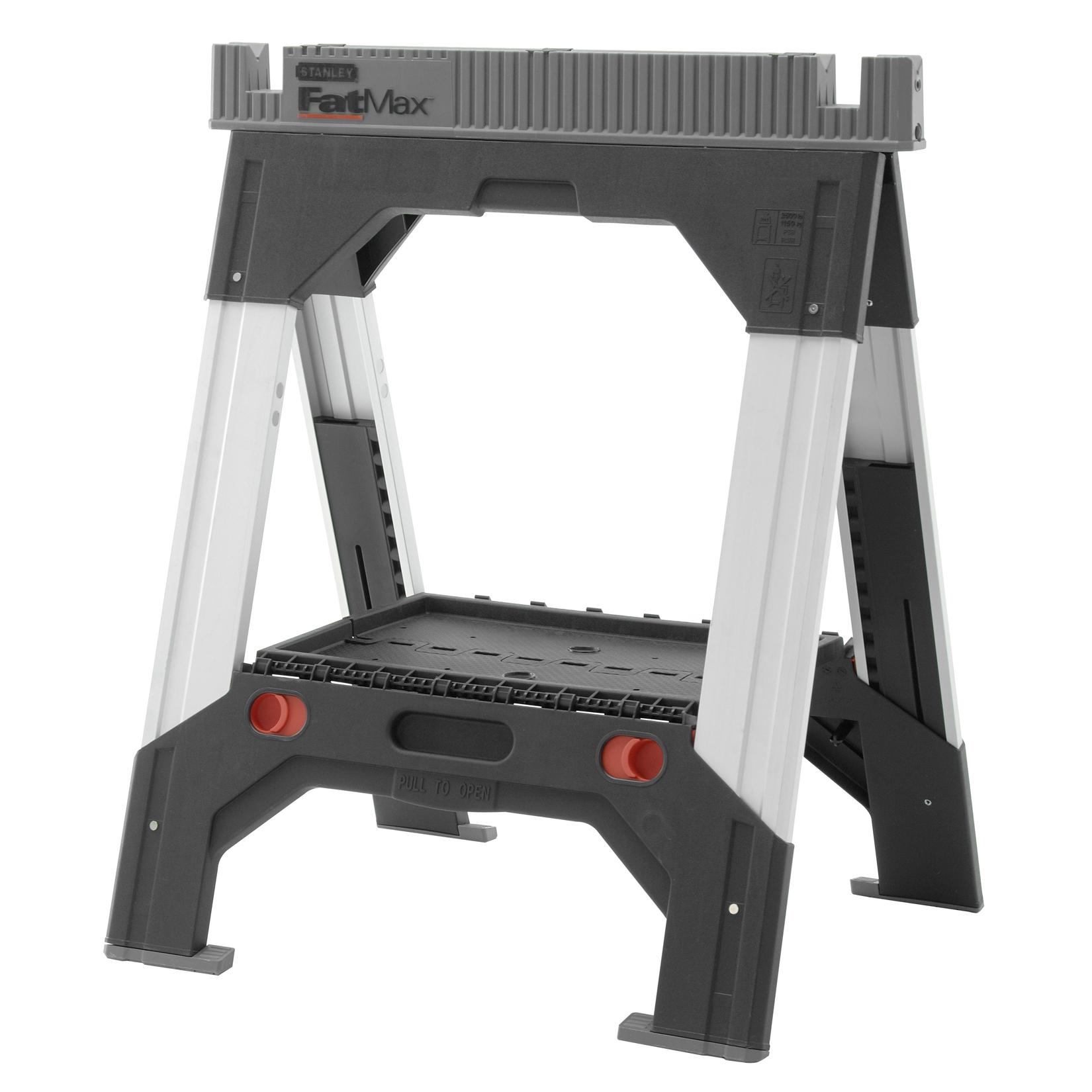 Stanley Fatmax Xtreme 011031S Steel Telescopic Legs FatMax Xtreme™ Sawhorse