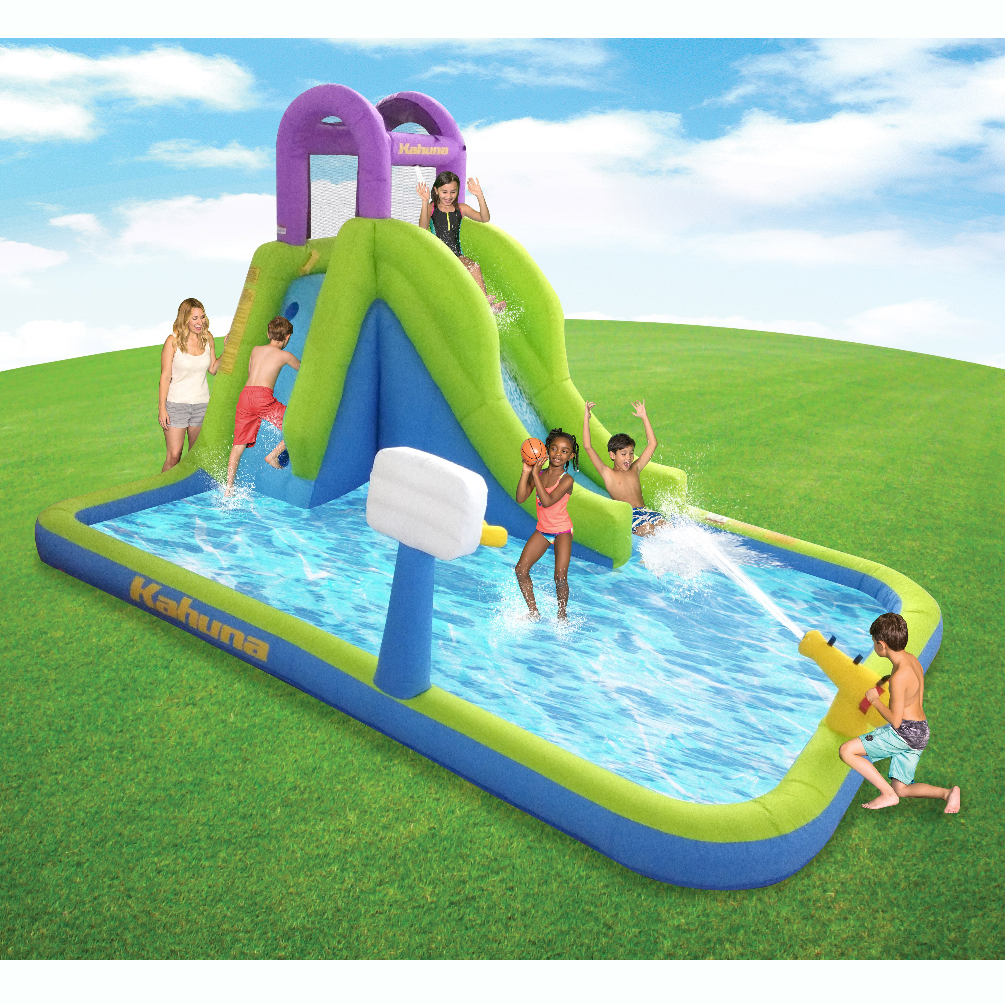Best Water Slides For Backyard waterslides - walmart