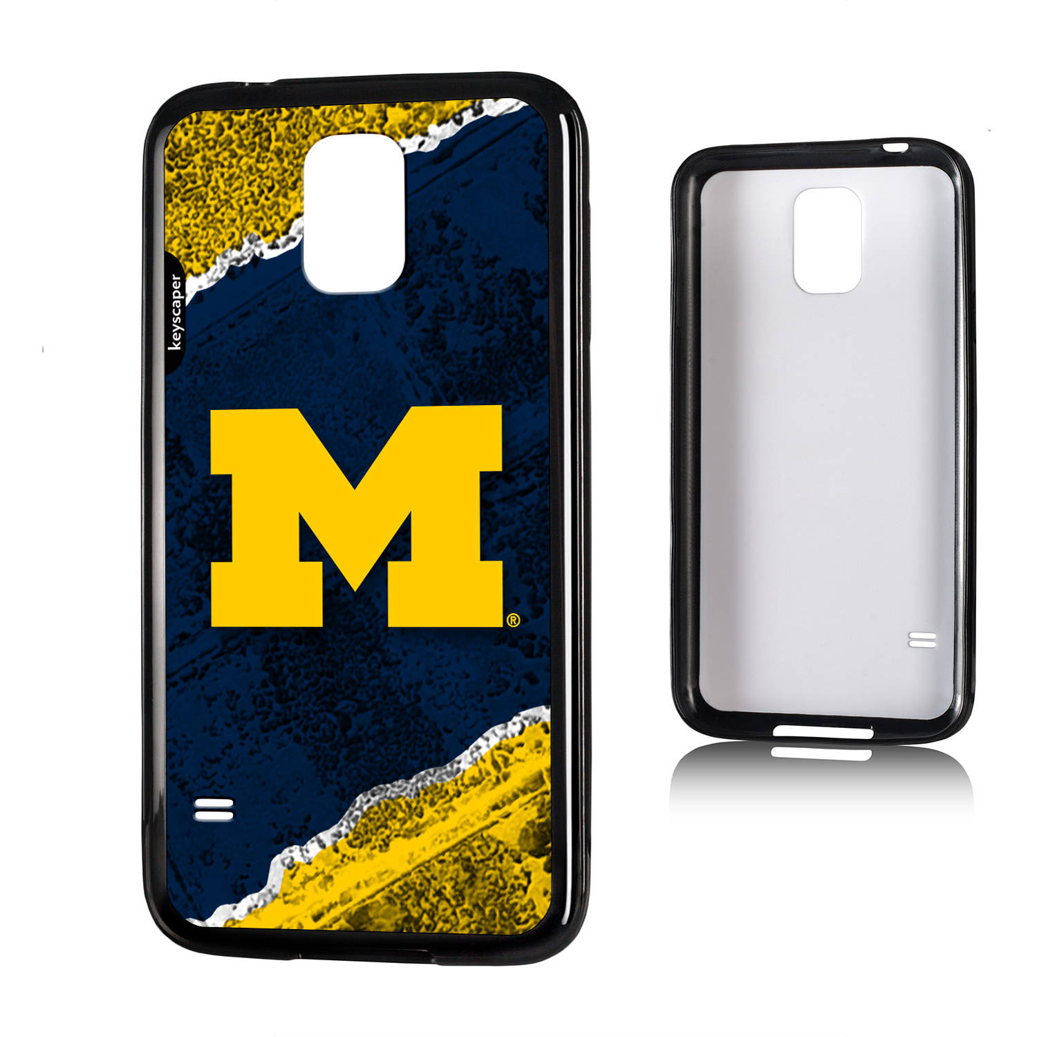 Michigan Wolverines Galaxy S5 Bumper Case