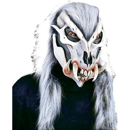 Wild Thing Adult Halloween Latex Mask Accessory