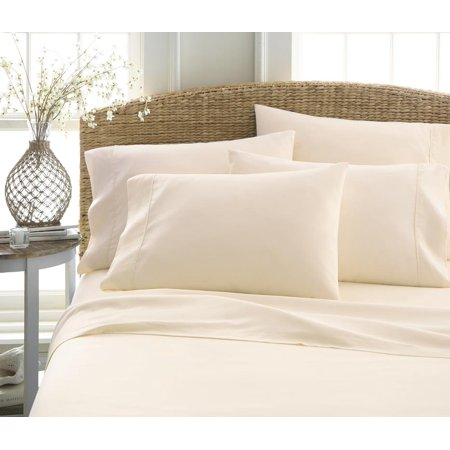 Becky Cameron 6 Piece Solid Bed Sheet Set