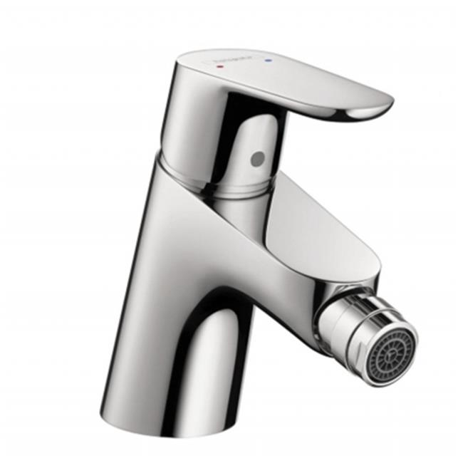 Focus E 1-Handle Bidet Faucet in Chrome