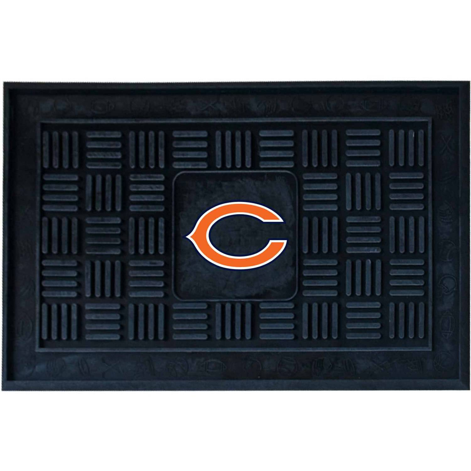 NFL Chicago Bears Medallion Door Mat