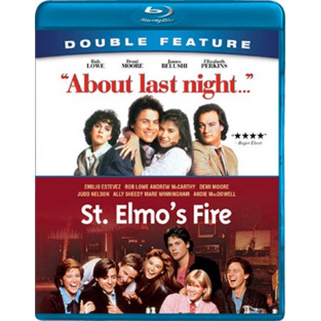 Movies In Morgan Hill (About Last Night / St. Elmo's Fire)