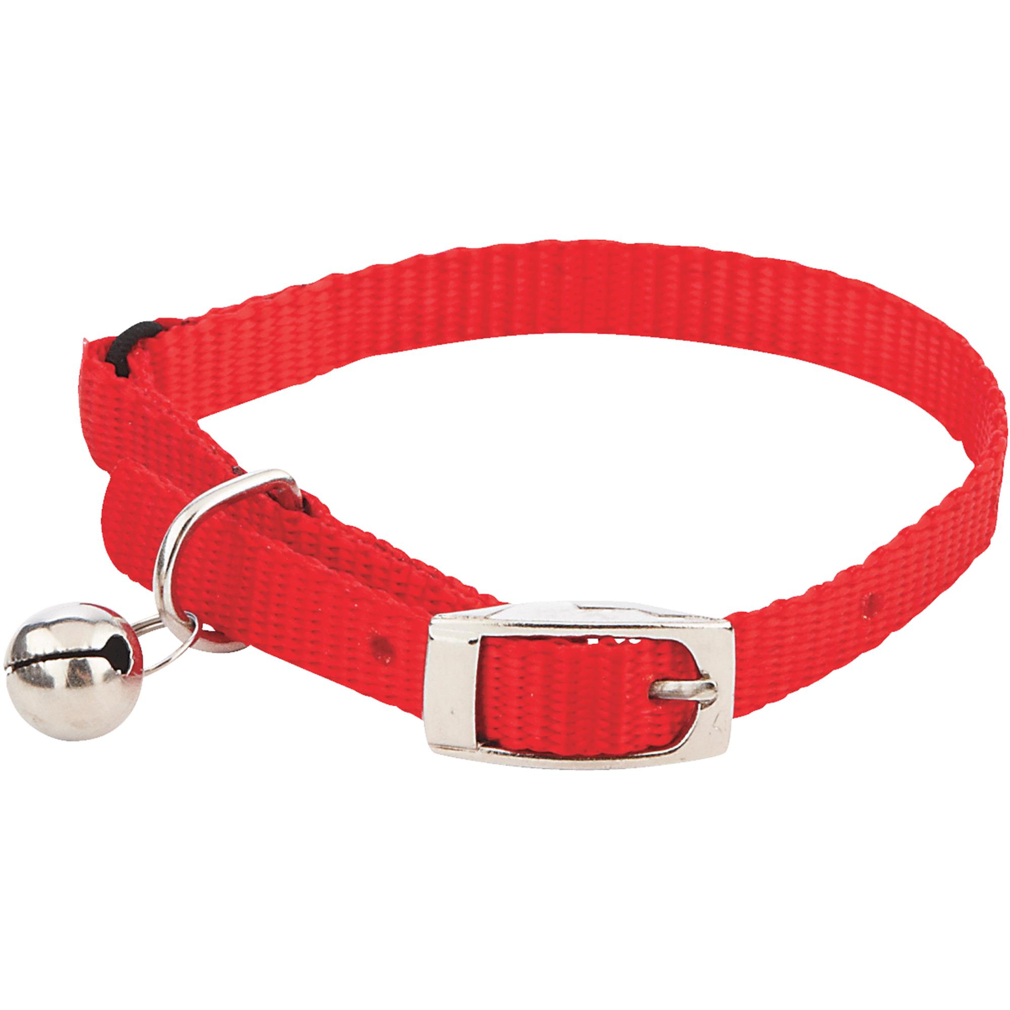 Westminster Pet Nylon Safety Cat Collar With Bell
