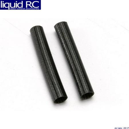 Fiberglass Tubing - Traxxas 3149A Heat shield tubing fiberglass (2) (black)