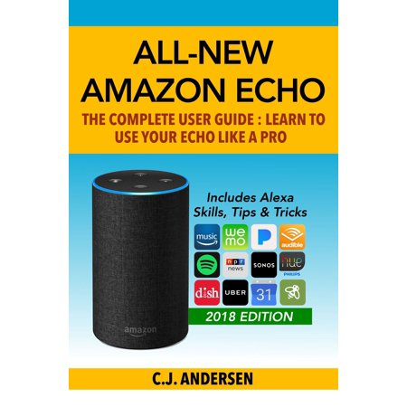 Amazon Echo - eBook