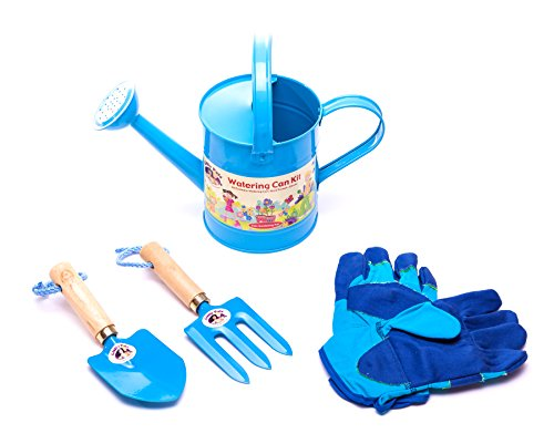 Watering Can Kit, Blue by Little Pals