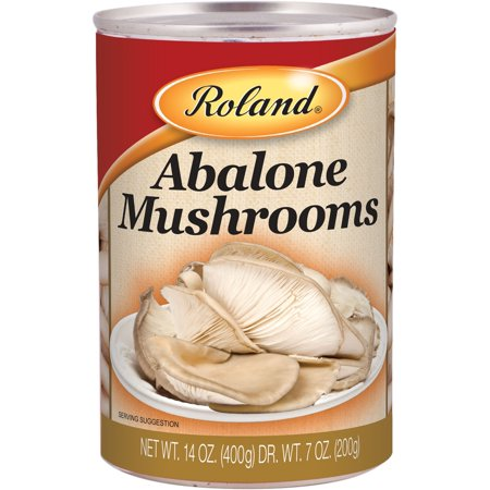 Roland Mushrooms  Abalone  14 Oz