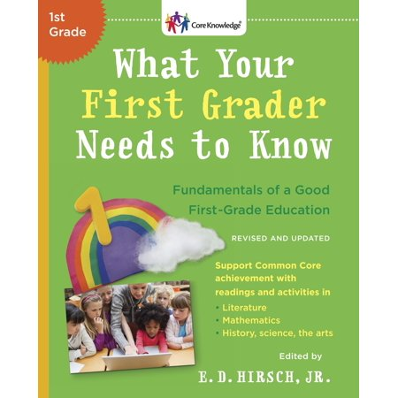 What Your First Grader Needs to Know (Revised and Updated) : Fundamentals of a Good First-Grade Education](Halloween Ideas For 1st Graders)
