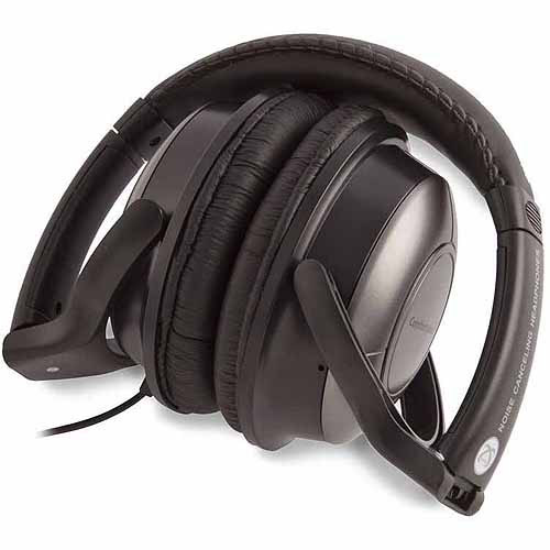 Symtek ComfortTunes NC9 Noise-Cancelling Headphones