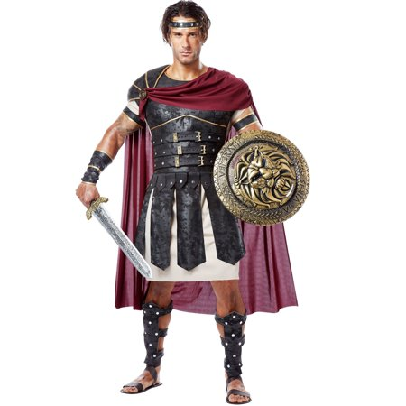 Roman Gladiator Adult Costume M (Romans Coats)