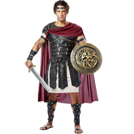 Roman Gladiator Adult Costume M - M & M Costumes For Adults