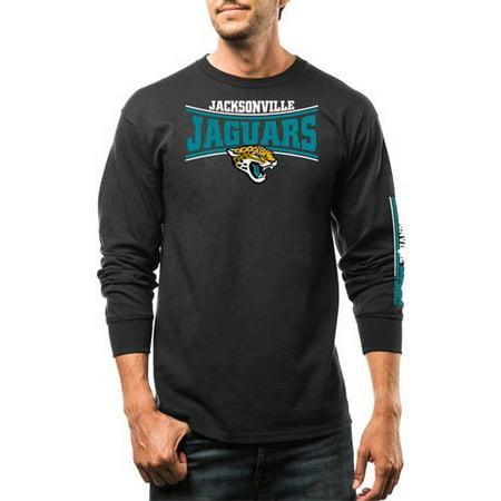 NFL Mens Jacksonville Jaguars Long Sleeve Tee by