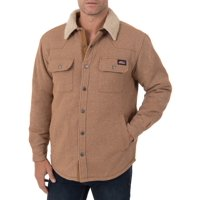 Deals on Dickies Genuine Men's Jacquard Sherpa Shirt Jacket