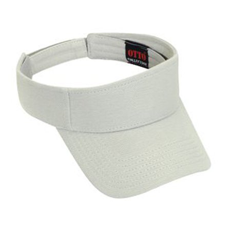 Otto Cap Pique Knit Sun Visors - Hat / Cap for Summer, Sports, Picnic, Casual wear and Reunion etc