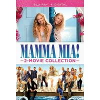 Mamma Mia!: 2-Movie Collection (Sing-Along Editions) (Blu-ray + Digital Copy)