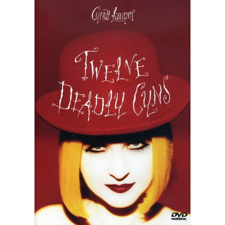 Cyndi Lauper: Twelve Deadly Cyns. And Then Some
