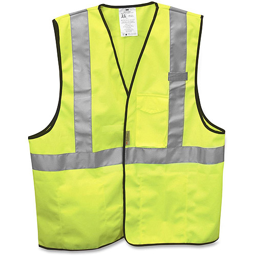 3M Adjustable Reflective Surveyor's Safety Vest