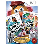 Hasbro Family Game Night 1 & 2 Bundle (Wii)
