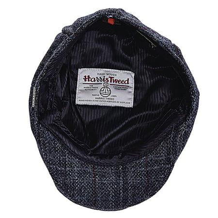 bba77b57cf3 Stetson Men s Harris Tweed Ivy Cap Grey XL from  77.95 - Nextag