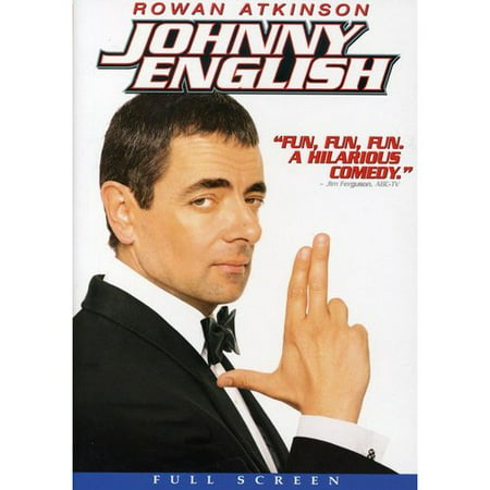 Johnny English  Full Screen Edition
