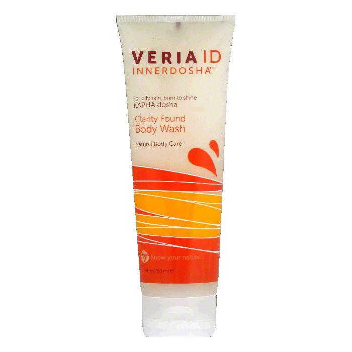 Veria ID Clarity Found Body Wash, 8.5 Oz